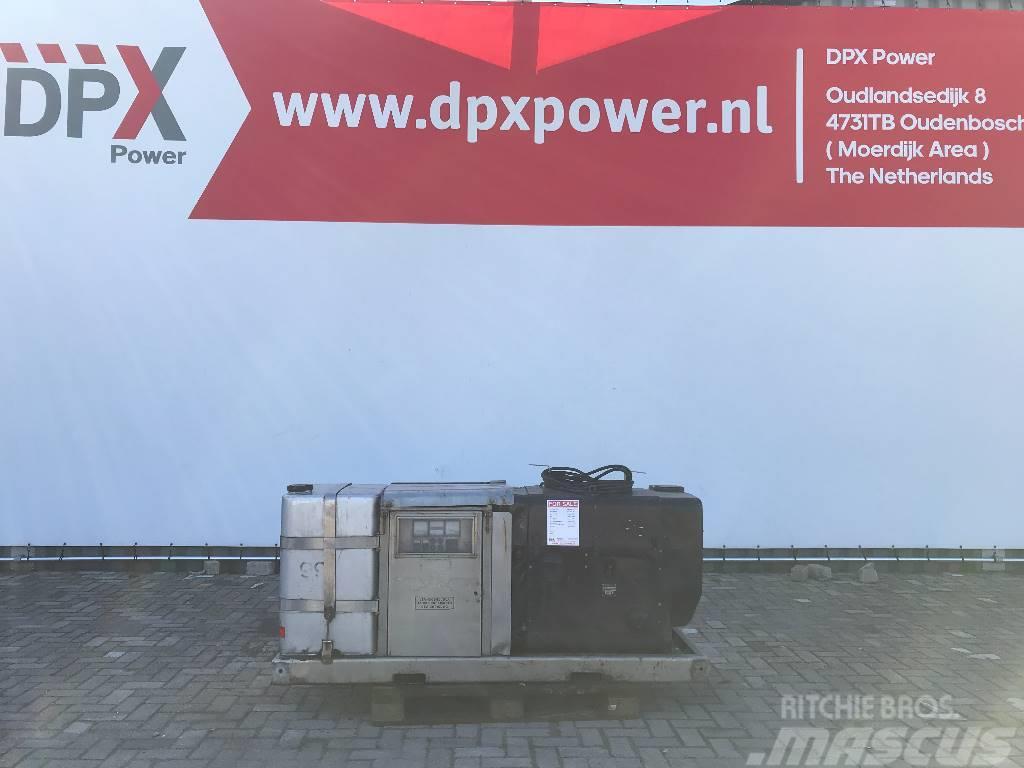 Hatz 4L41C - 30 kVA Generator set - DPX-11222