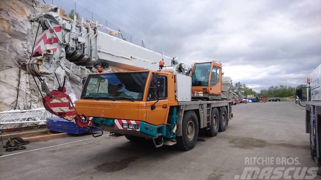 Faun ATF 60-3 Mobilecrane