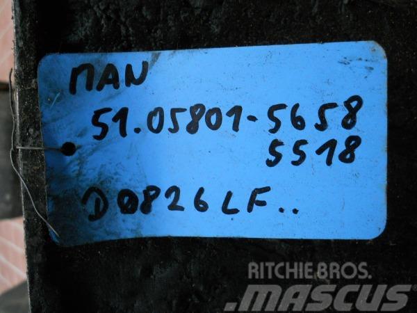 MAN Ölwanne D0826LF / D 0826 LF, Motorer