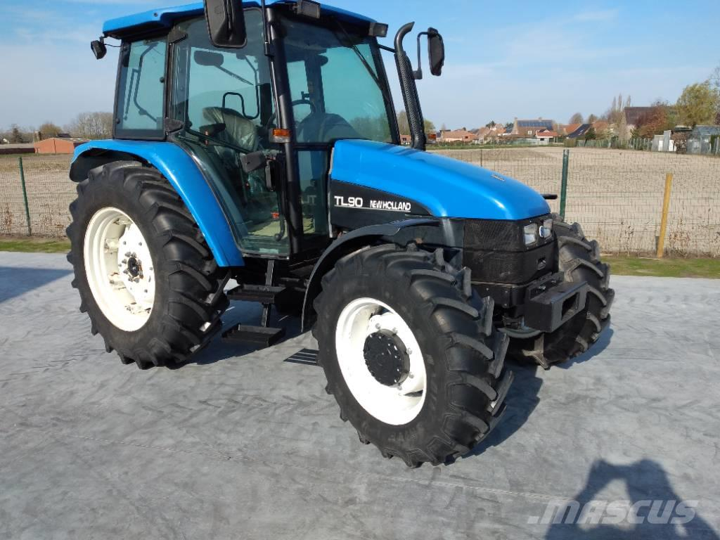 New Holland TL 90