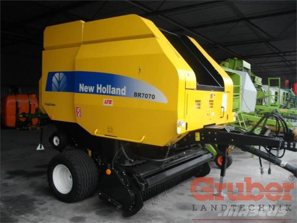 New Holland BR 7070 Crop-Cutter