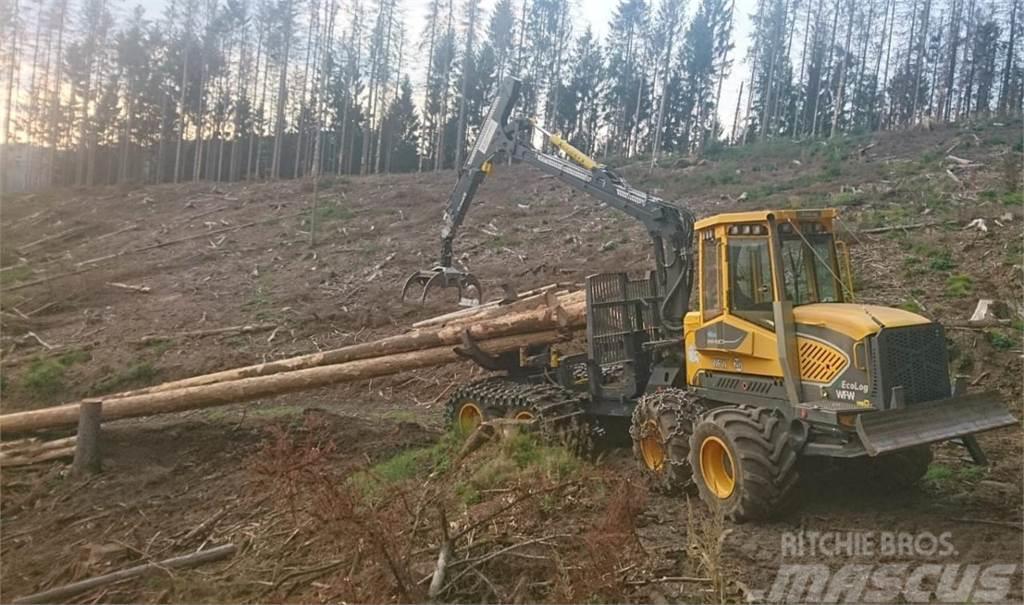 Eco Log Forwarder 564D