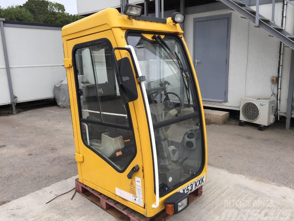 Mecalac 14 MBX Cabin
