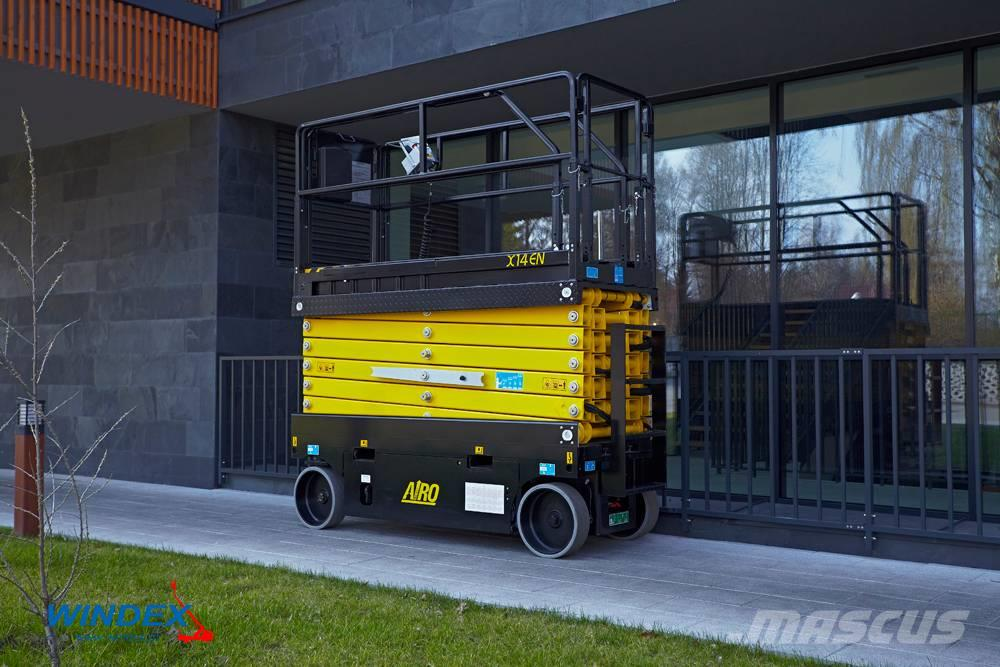 Airo X14 EN  - Windex