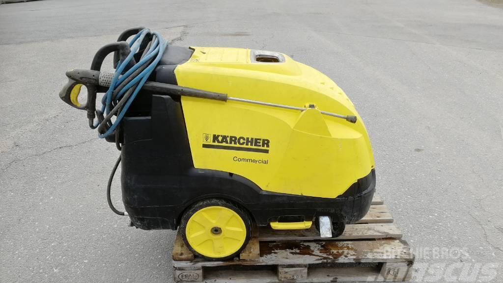 Kärcher HDS 10/20-4 M KUUMAVESIPESURI HUOLLETTU