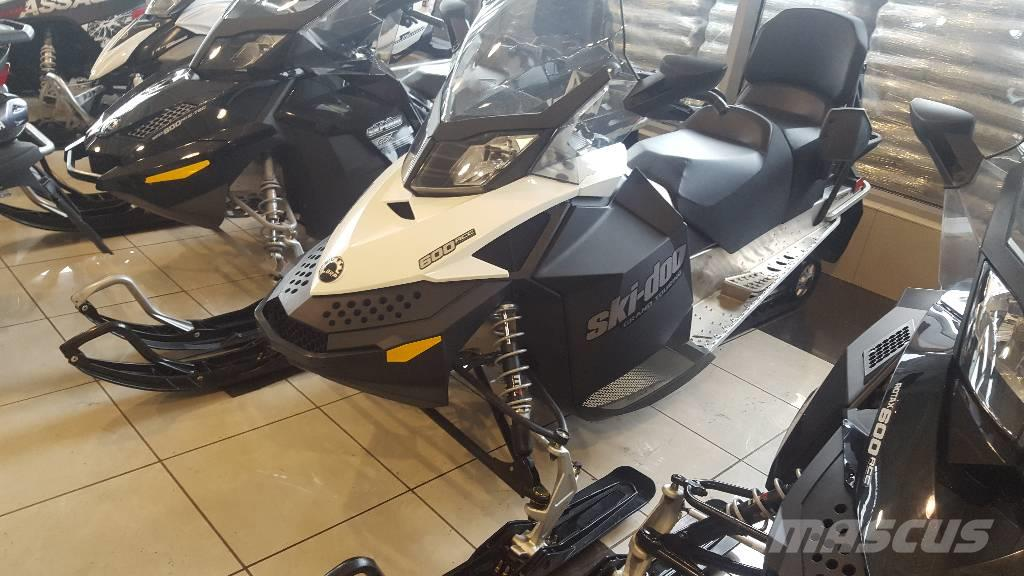 Ski-doo Grand Touring 600 ACE 2014 800km!