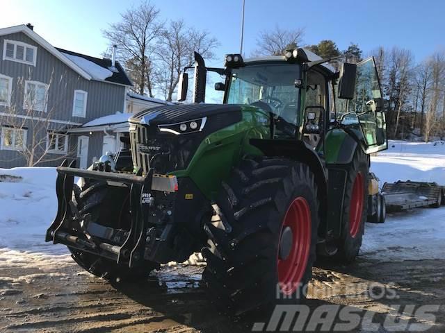 Fendt 1038, 2017, Tractors ...