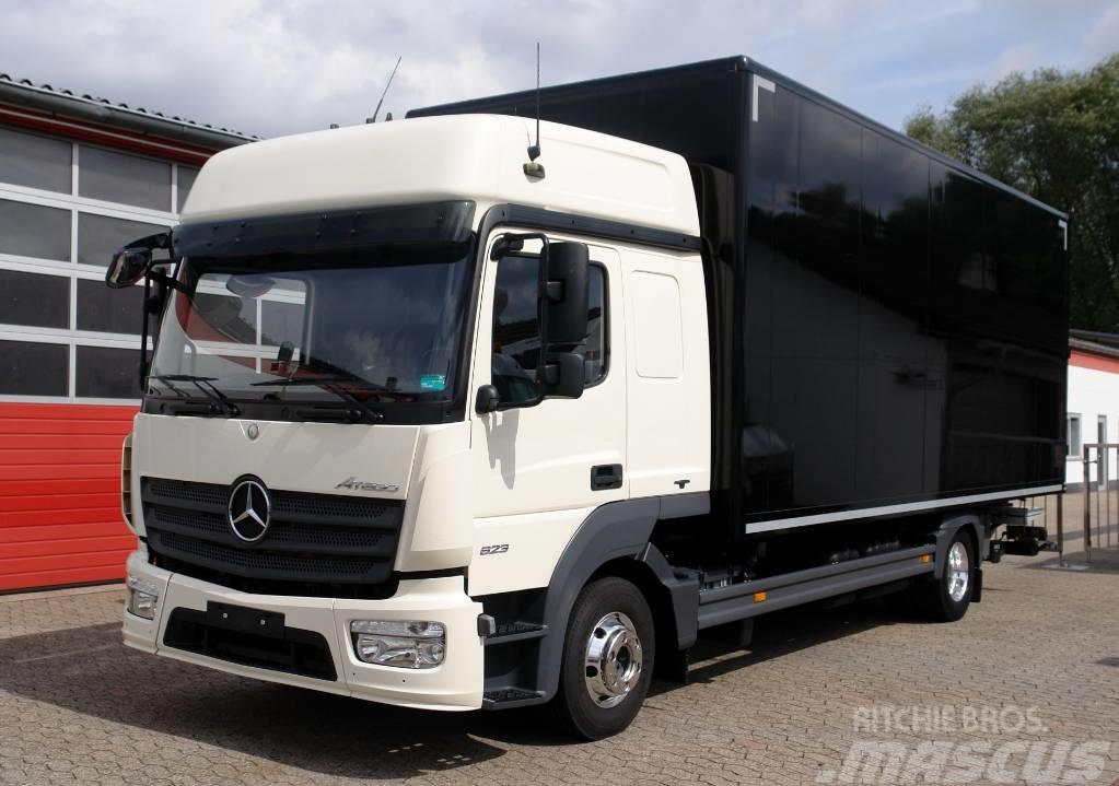 Mercedes-Benz Atego 823L Bigspace Koffer 6,40m LBW EURO6 TÜV