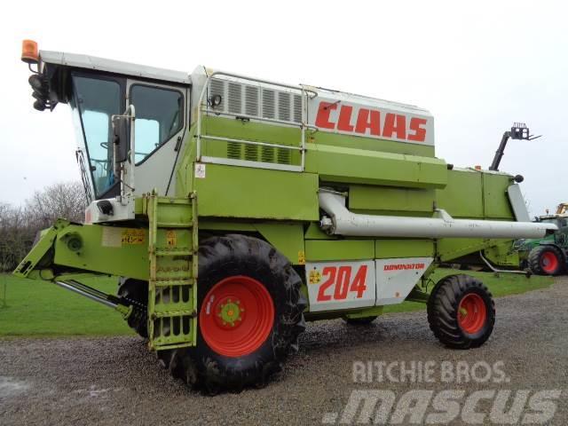CLAAS Dominator 204 Mega