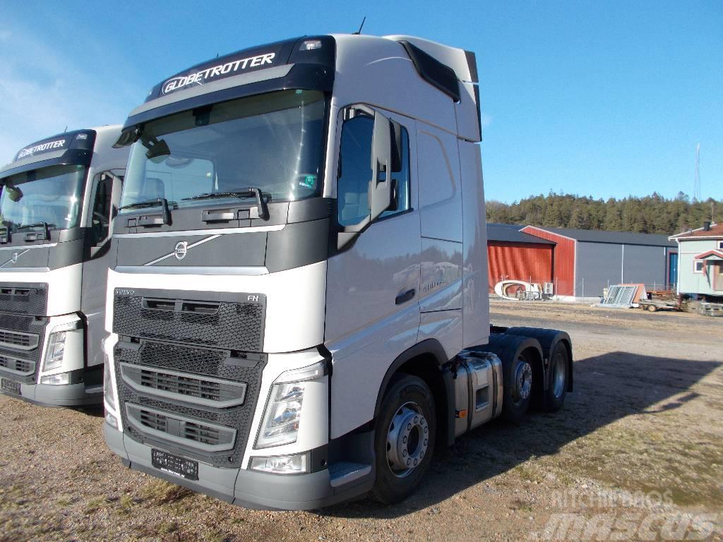 Volvo FH 460 Glob 6x2 Pucher -18
