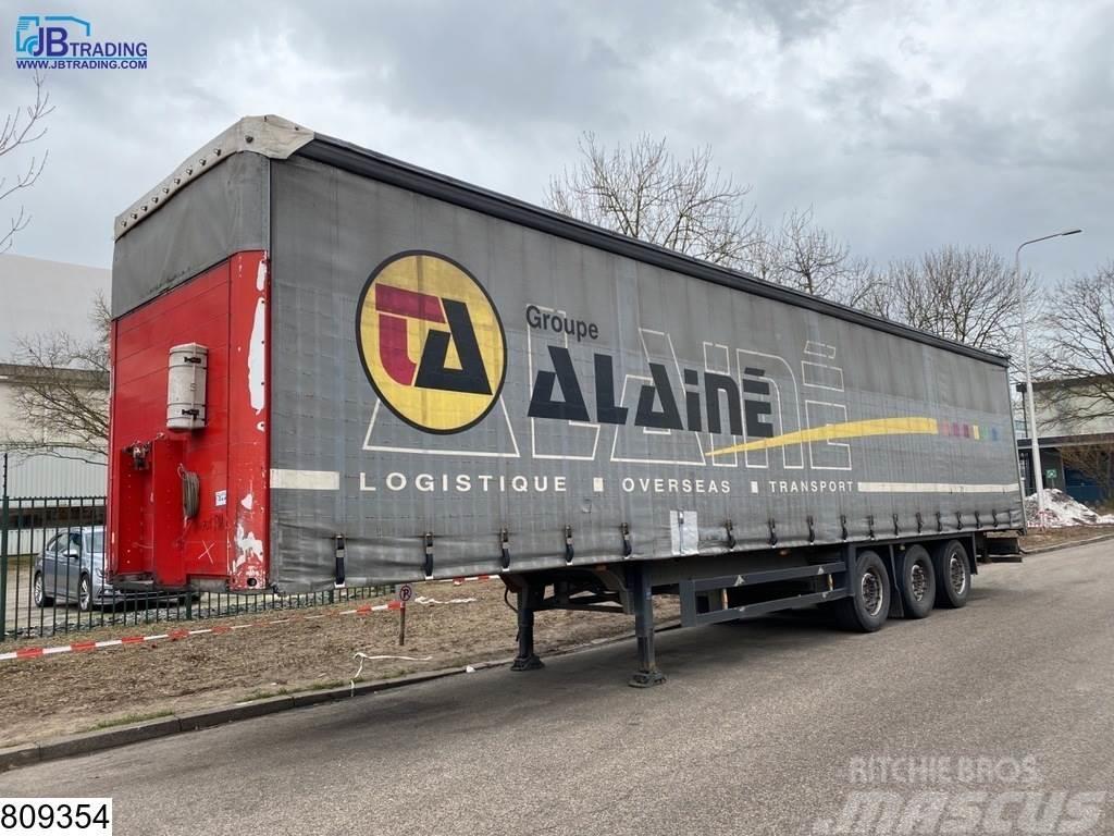 Schmitz Cargobull Tautliner Coil, Staal, Steel, Stahl, Acier Transpo