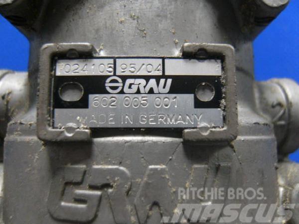 Grau Bremsventil 602005001, 1995, Övriga