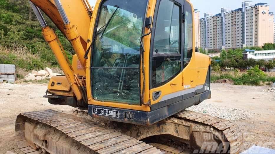 Hyundai Robex 140 LC