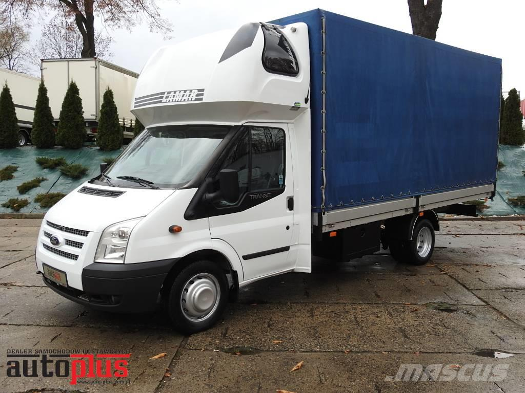 used ford transit skrzynia plandeka 10 palet pickup trucks year 2013 price 13 857 for sale. Black Bedroom Furniture Sets. Home Design Ideas