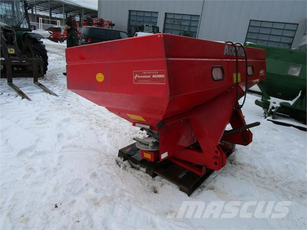 Rauch Sulky DPX 2004