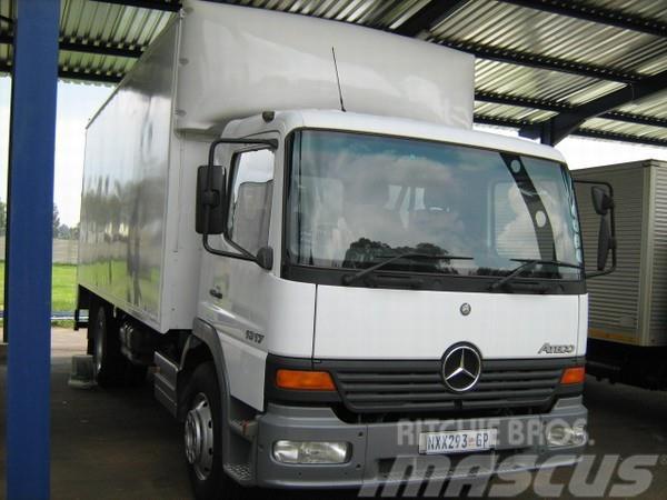 Mercedes-Benz 1317 Atego
