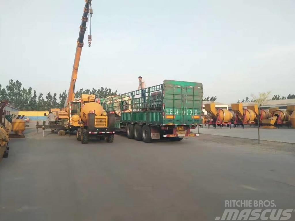 Disenwang Concrete mixer --1m³