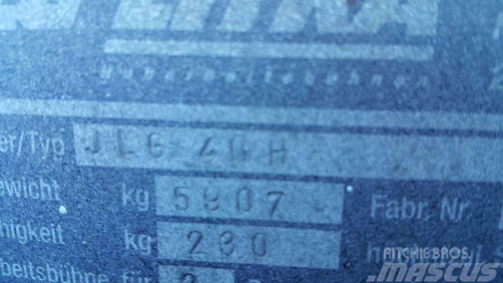 JLG 40 H