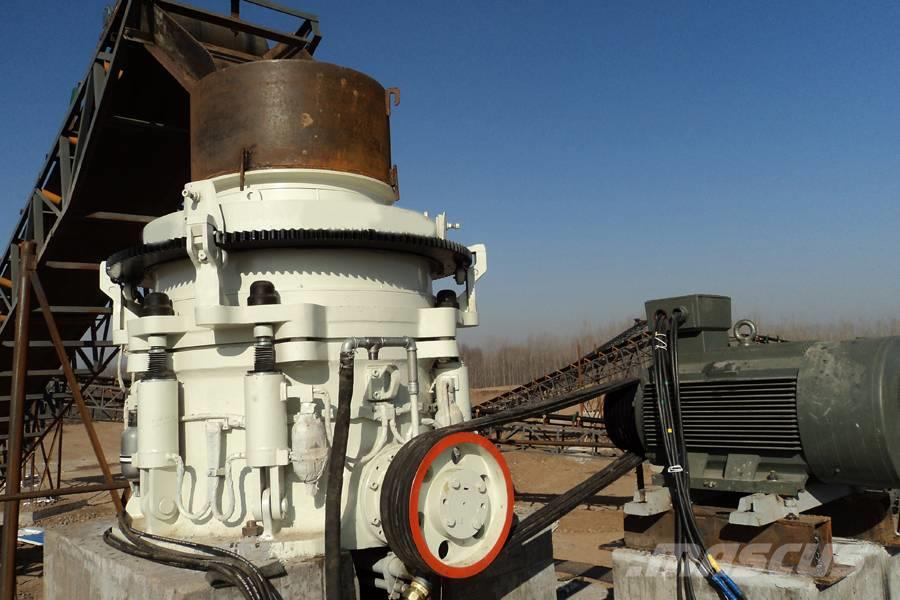 Liming 100-240t/h HPT Hydraulic Cone Crusher