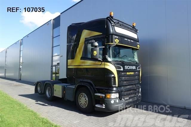 Scania R560 V8 6X2 RETARDER EURO 5