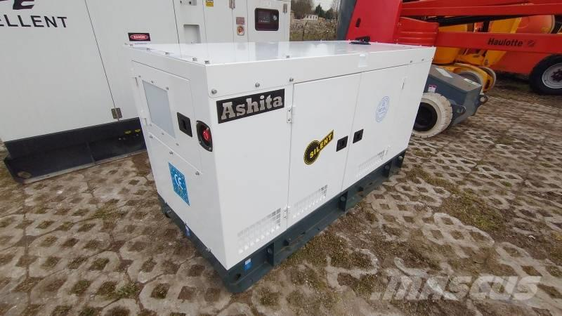 Ashita Power AG3-70 Generator