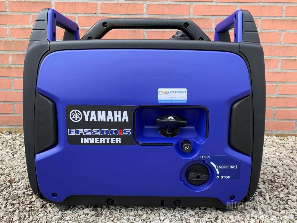 Yamaha EF2200iS inverter Aggregaat