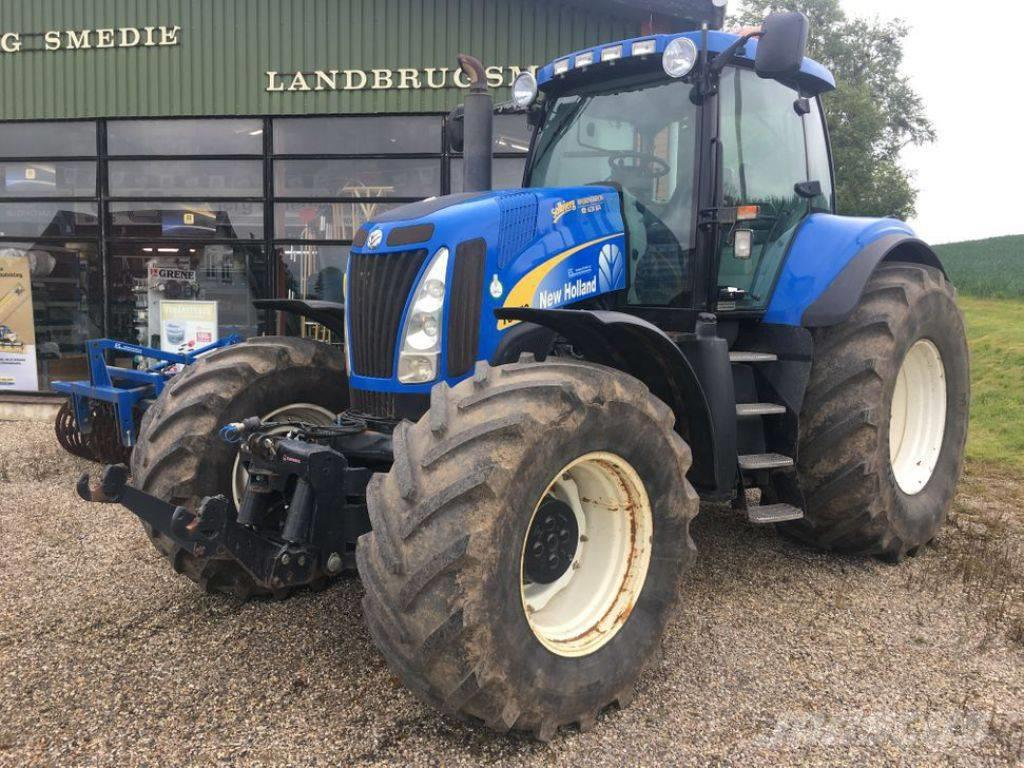 New Holland T 8050 SS