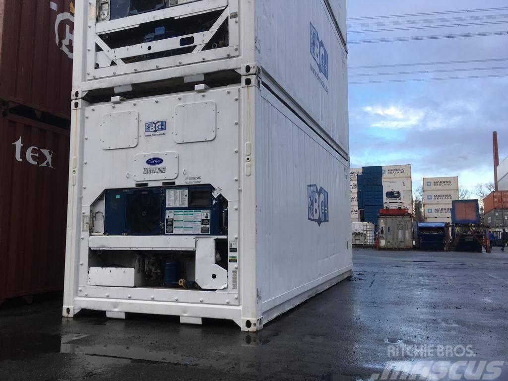 Carrier 20' RF Reefer ML3