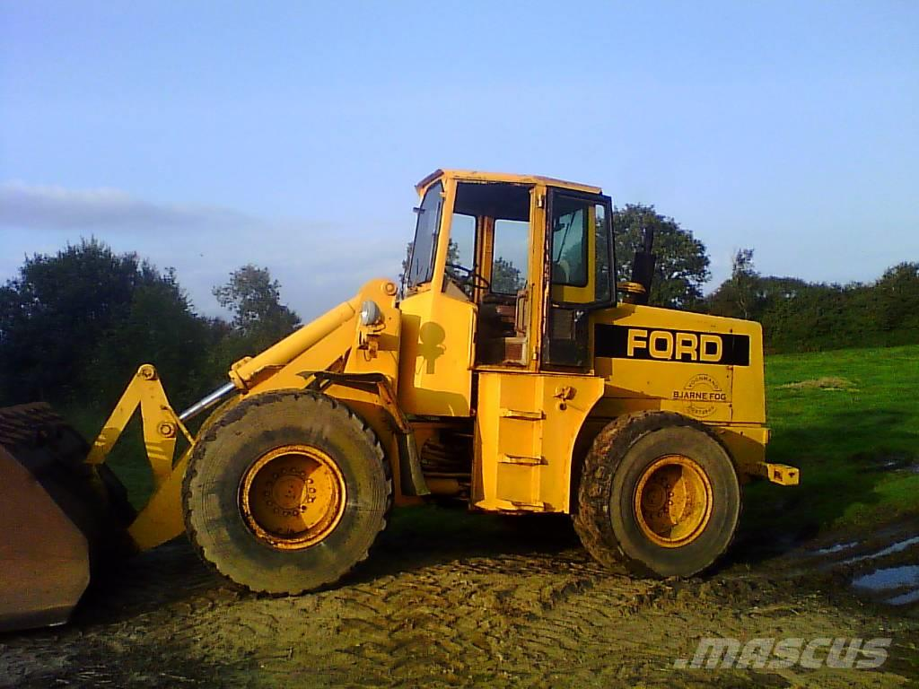 Ford a64 1979 wheel loaders