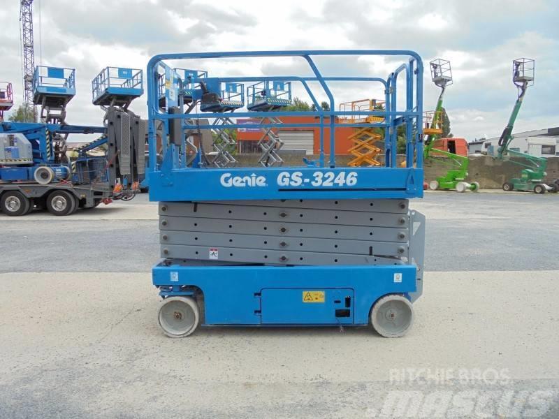Genie GS3246 elektro 11.75m