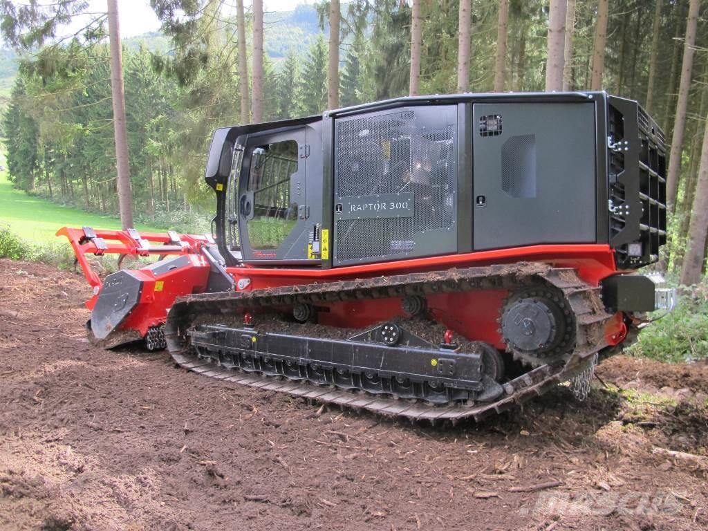 Forestry Mulcher For Sale >> Used Ahwi Raptor 300 forestry mulchers for sale - Mascus USA