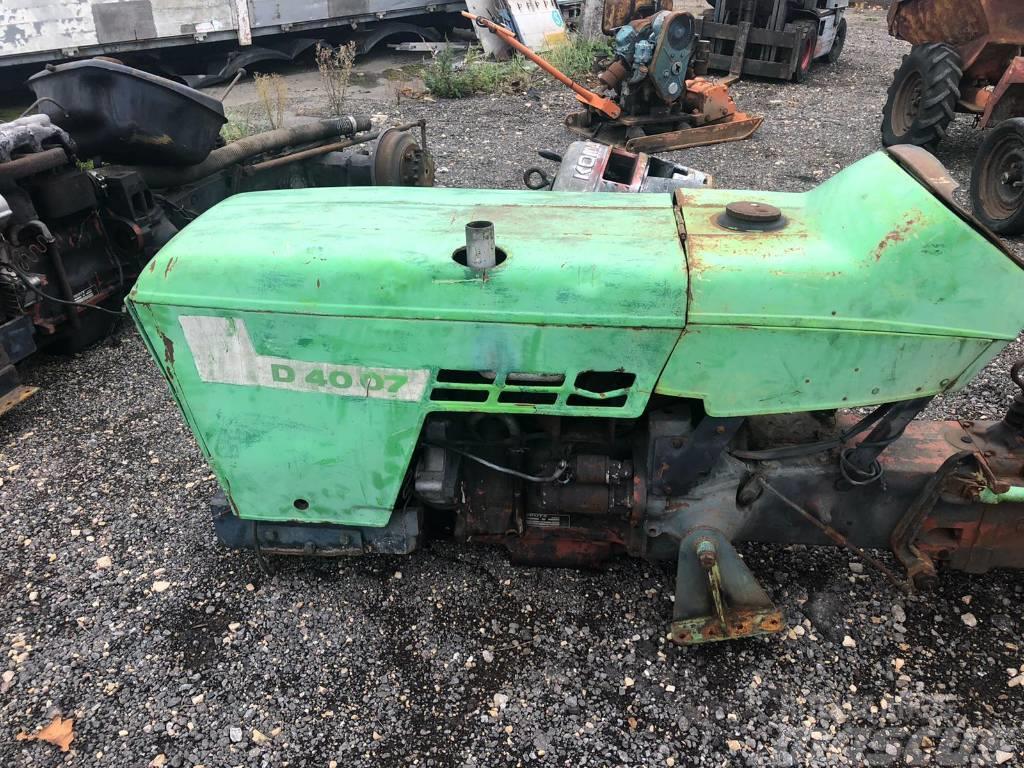 Deutz ENGINE F2L912
