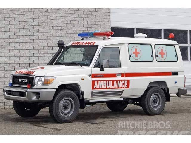 Toyota Land Cruiser Ambulance D