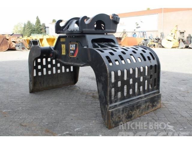 Caterpillar Demolition and sortinggrapple VRG215 GC / G215