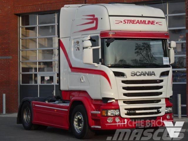 Scania R520 LA4x2MNA, Euro 6, Optiecruse, Retarder