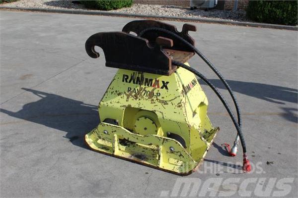 Ammann Rammax 700