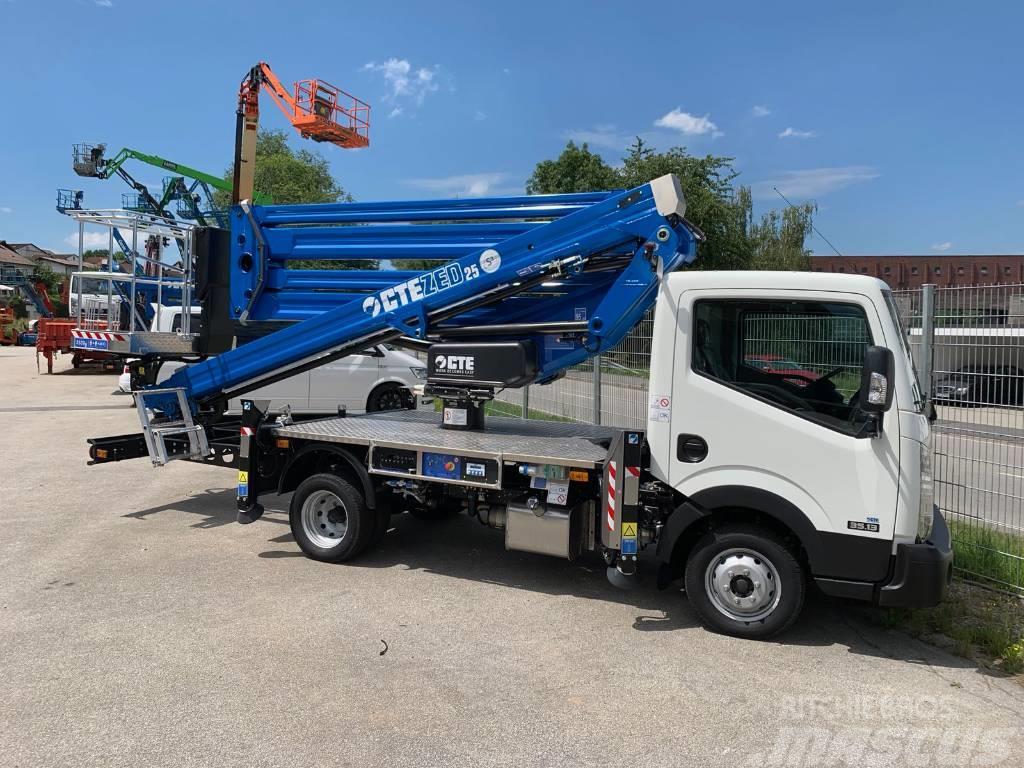 CTE ZED 25 HV, 25m, 3,5 ton, new