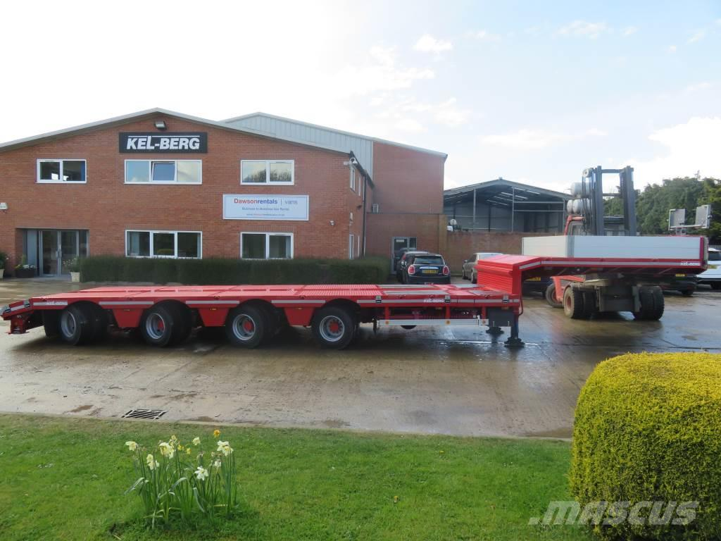 kel-berg double extender oxford other semi-trailers, year of