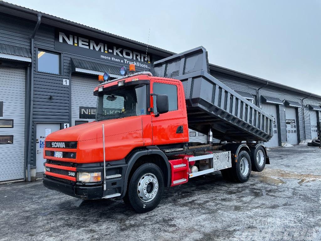 Scania T 114 6x2