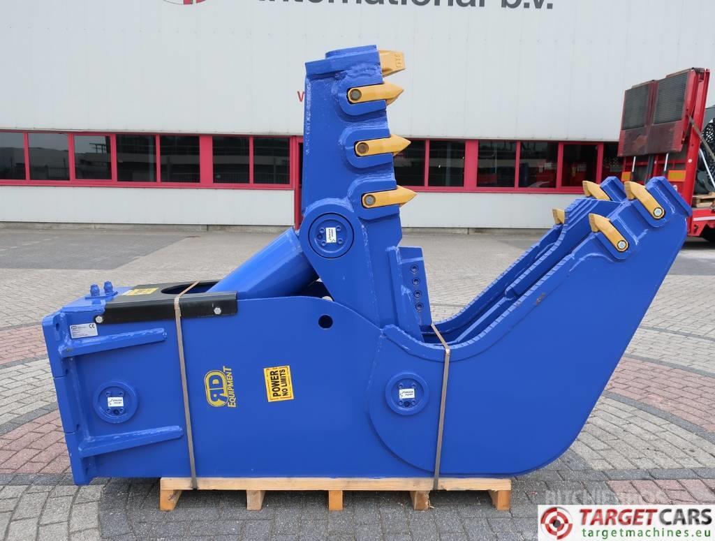 [Other] Rent Demolition D23 Hydraulic Crusher Pulverizer S