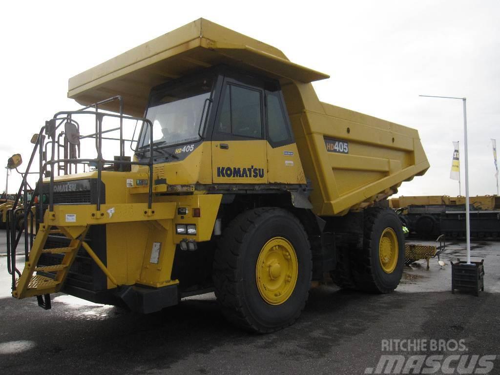 Komatsu HD405-7