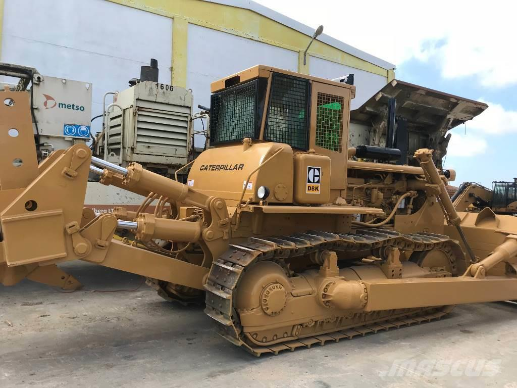 Caterpillar D 8 K EX-ARMY