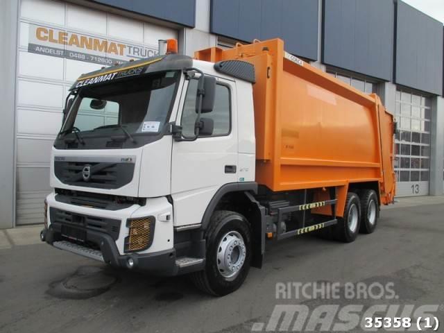 Volvo FMX 370 6x4 EURO 3 NEW AND UNUSED!