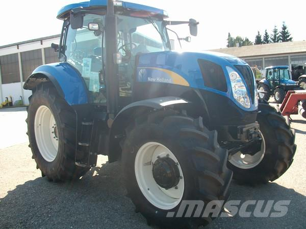 New Holland T 6070 Elite Allrad