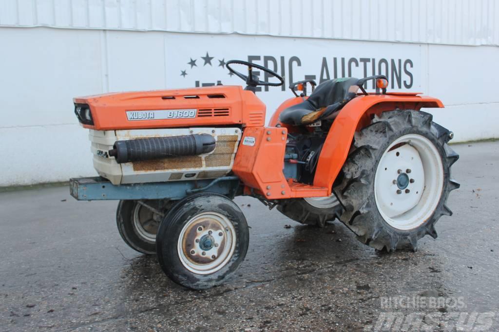 Kubota B1600 Mini Tractor