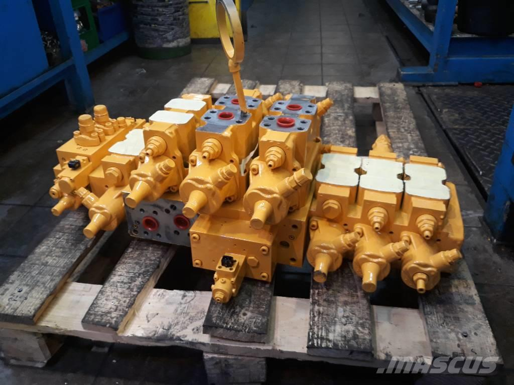 Liebherr 924 rozdzielacz main control valve