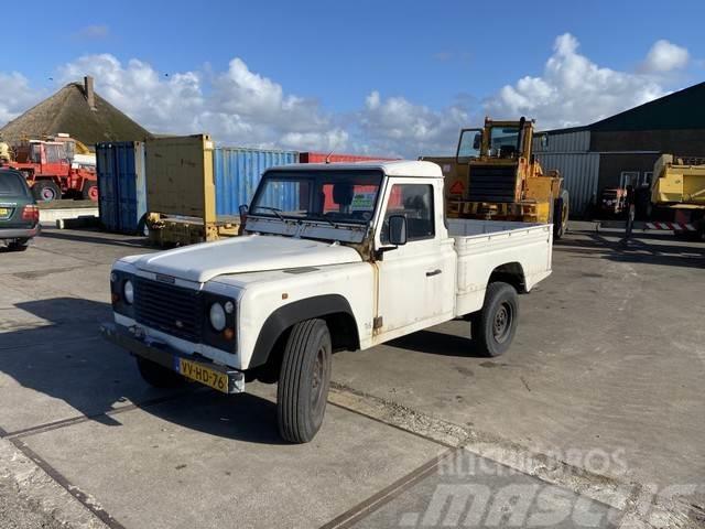 Land Rover Defender 110 HCPU