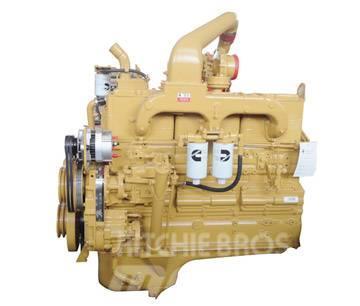 Cummins NT855-M200, 2015, Motorer