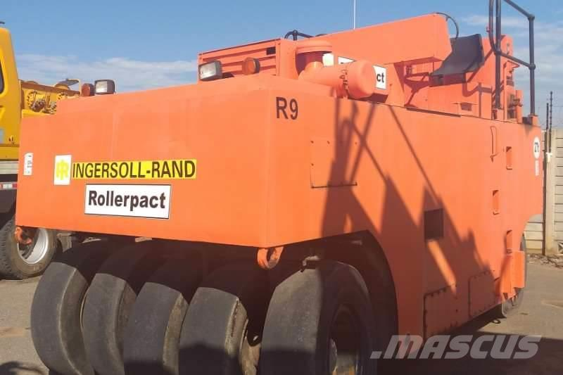 Ingersoll Rand 27T Rollerpact