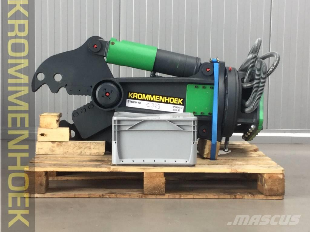 Hammer DHP 350 | 400 kg. rotating crusher
